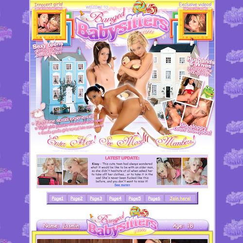 babysitter porn sites