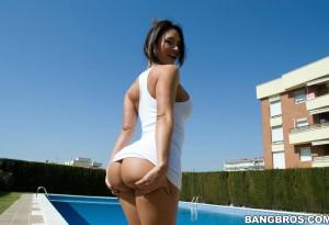 Franceska Jaimes bangbros