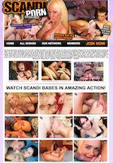Scandi Porn site