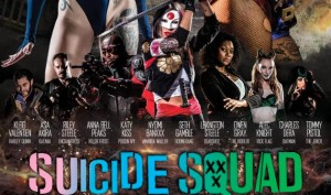 Suicide Squad XXX Parody featured