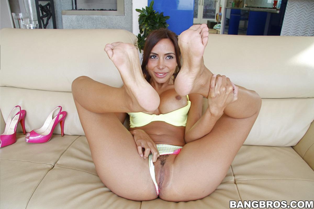porn stars and feet