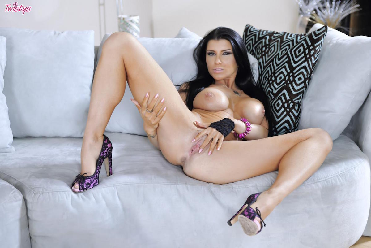 True anal romi rain gets her asshole fucked hard and deep