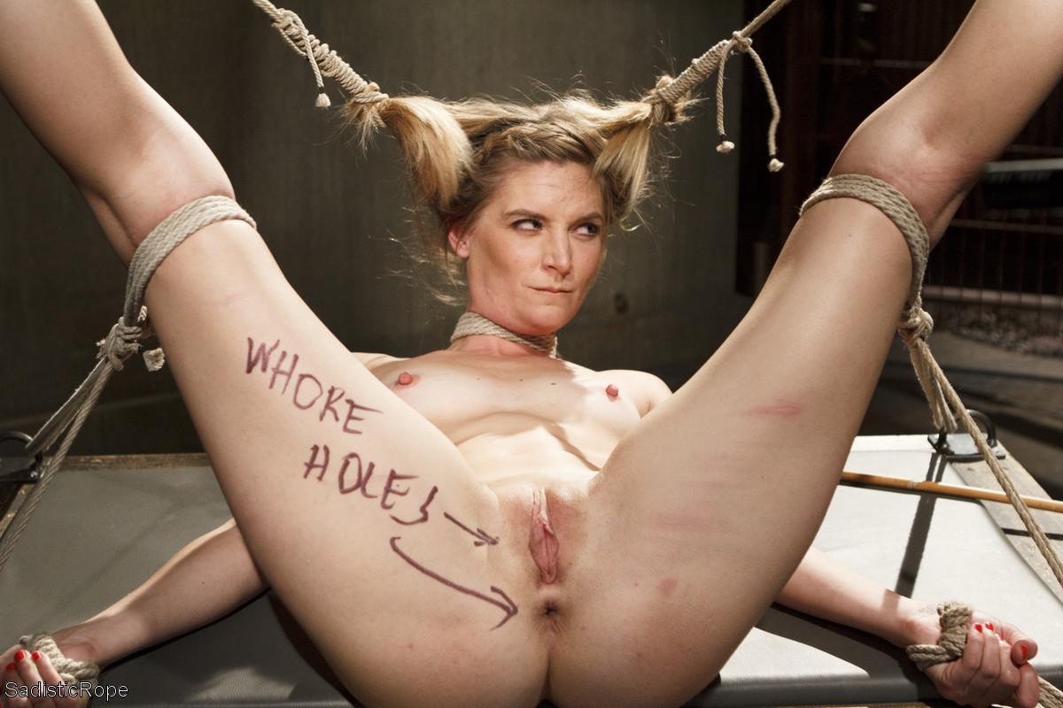 Ass hook bondage best associates aidra fox 8