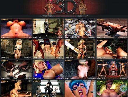 3D Super Models