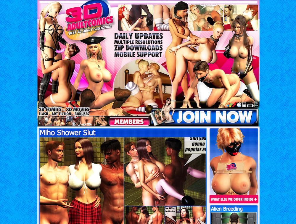 3d porn site reviews