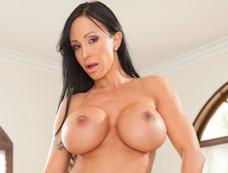 top 10 fake boobs milfs