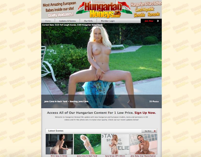Hungarian Porn Sites 47