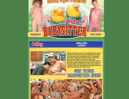 Dirty Babysitter
