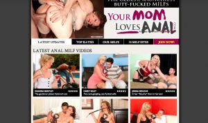 your mom love anal porn site