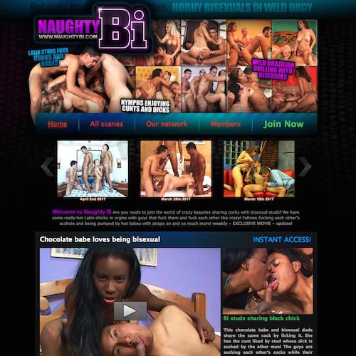 Bisexual Porn Sites 109