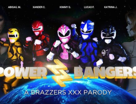 Power Bangers: A XXX Parody