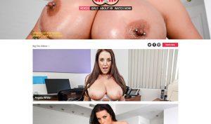 big tits in vr porn site