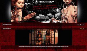 missogyny porn site