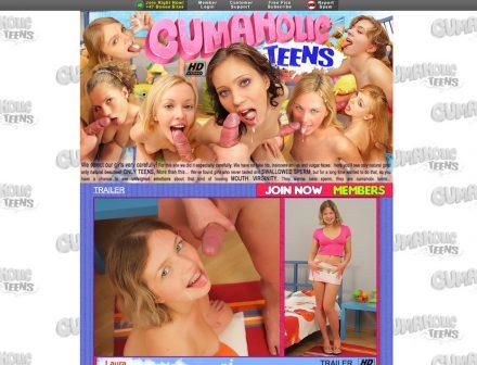 Cumaholic Teens