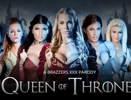 Queen of Thrones: A XXX Parody