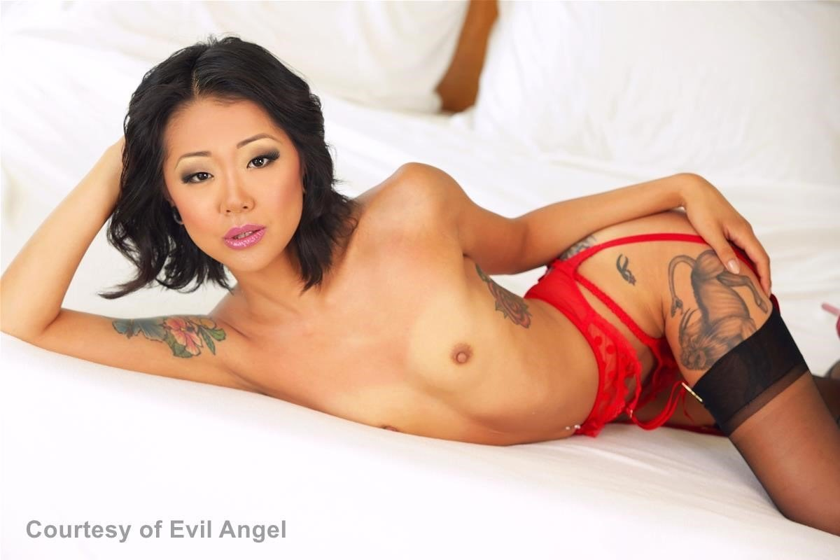 Saya song is a petite asian who squirts hard as she fucks 6