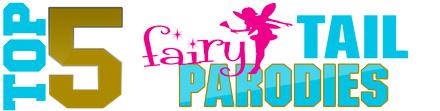 Top 5 Fairy Tale Parodies