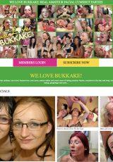 we love bukkake porn site