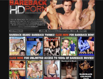 Bareback HD Porn