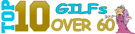 TOP 10 GILF Pornstars (Over 60)