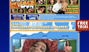 Cover My Face porn site