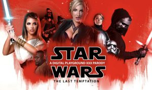 Star Wars- The Last Temptation A DP XXX Parody
