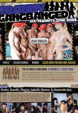 Tranny Gangbanged porn site