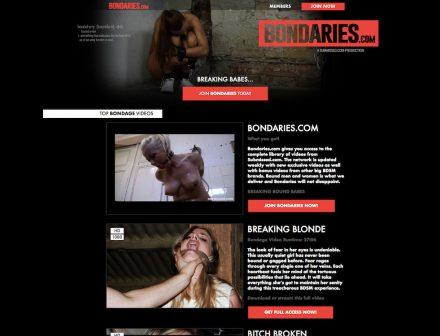 Bondaries