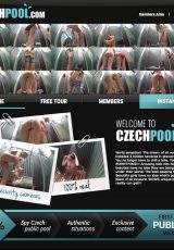 Czech Pool porn site