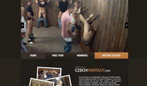 Czech fantasy porn site