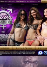 Latina Tranny porn site