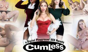Cumless A DP XXX Parody