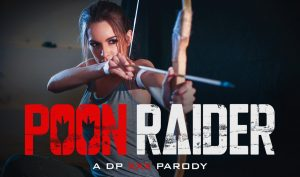 Poon Raider- Official XXX Parody