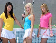 TOP 5 tennis porn scenes