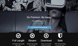 VR Porn porn site