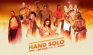 Hand Solo- A DP XXX Parody main image