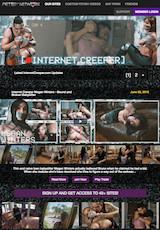 Internet Creeper
