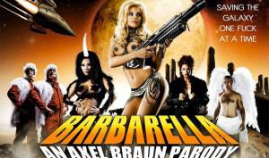 Barbarella XXX Parody