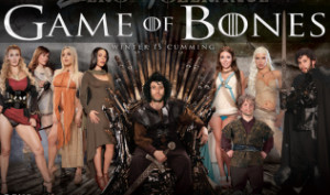 Game of Bones porn parody