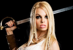 Jesse Jane Pirates parody