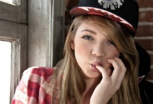 Jessie Andrews Young Model