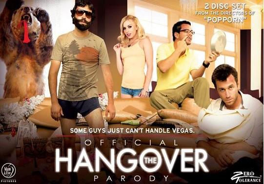The Hangover XXX Parody