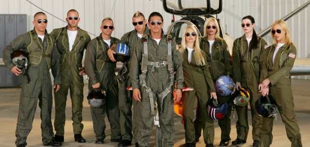 Top Guns Porn Parody Full Cast