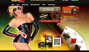 Strip HiLo Website