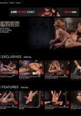 Hogtied porn site
