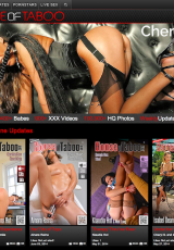 House of Taboo website