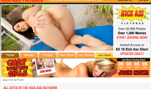 Kick Ass website