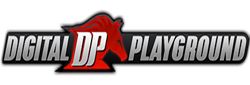 DigitalPlayground Versus Logo