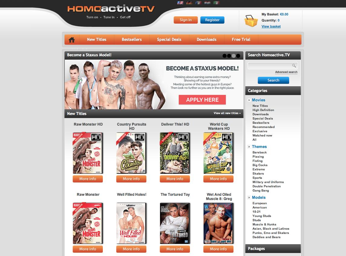 HomoActive Tv