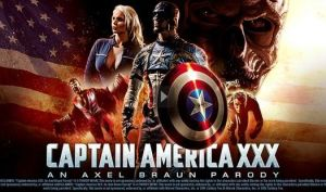 captain america xxx spoof